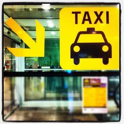 Taxi Bad Homburg bestellen